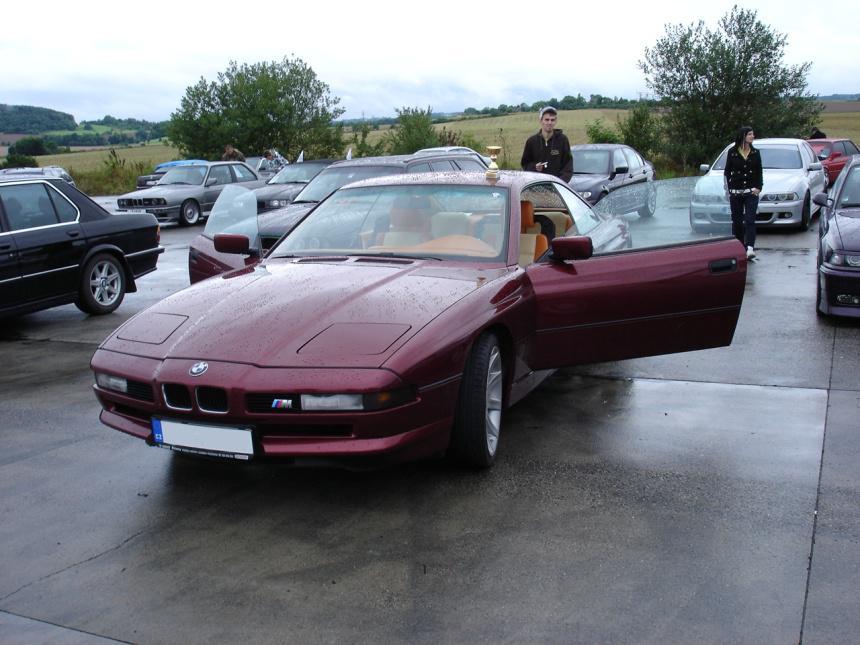 1991 Bmw 8 E31 850i Gasoline 220 Kw 450 Nm